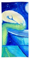 Siren Sea Hand Towel
