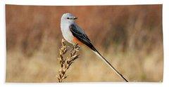 Sissor-tailed Flycatcher 2 Hand Towel