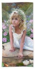 Sissy Fairy Hand Towel