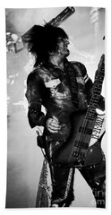 Sixx Bath Towel