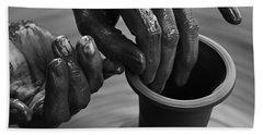 Skc 3471 Finer Touches Bath Towel by Sunil Kapadia
