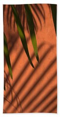 Skc 5521 Stripes Hand Towel by Sunil Kapadia