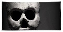Skull Hand Towel