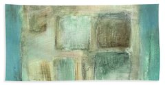 Sky Hand Towel by Behzad Sohrabi