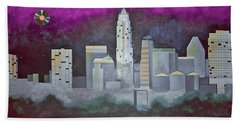 Sky Line Bath Towel