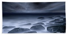 Hand Towel featuring the photograph Sky Spirits by Jorge Maia