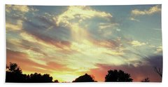 Skyscape Hand Towel