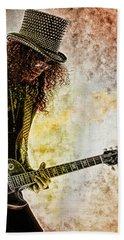 Slash - Guitarist Hand Towel