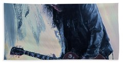 Slash Musician 01 Hand Towel