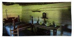 Slave Quarters - The Hermitage Hand Towel