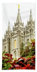Slc Temple Angle Hand Towel