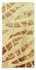 Slices Of Fall Hand Towel