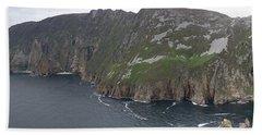 Slieve League Cliffs Hand Towel