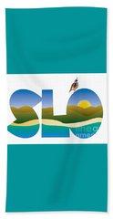 Slo Morning Bath Towel