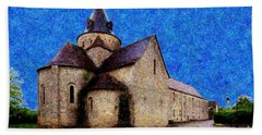 Small Church 3 Hand Towel