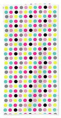 Small Dots Hand Towel
