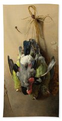 Small For The Table Birds Hand Towel