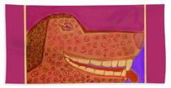 Smile Hand Towel