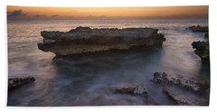 Smith Barcadere Grand Cayman Sunset Hand Towel