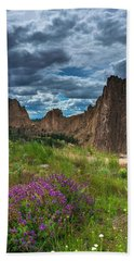Smith Rock Bath Towel