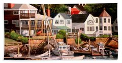 Smiths Cove Gloucester Hand Towel