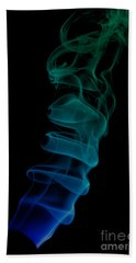 smoke XIX ex Bath Towel