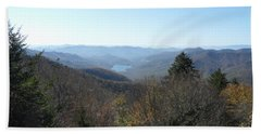 Smokies 16 Hand Towel by Val Oconnor