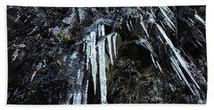 Smoky Mountain Ice Hand Towel