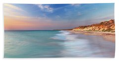 Smooth Waters, Quinns Rocks, Perth Hand Towel