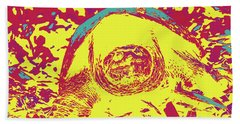 Snapping Turtle 12 Hand Towel
