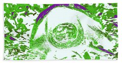 Snapping Turtle 8 Hand Towel