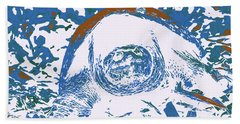 Snapping Turtle 9 Hand Towel