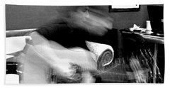 019 - Sneaky Pete Hand Towel