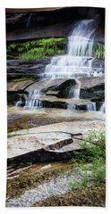 Snow Creek Cascade Bath Towel