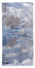 Snow Creek Hand Towel