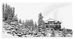 Snow In July 2 Hand Towel by Teresa Zieba
