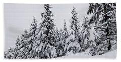 Snowy-1 Hand Towel