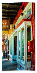 Snug Harbor Jazz Bistro- Nola Hand Towel