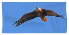 Soaring Eagle Hand Towel