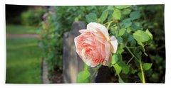Soft Rose Hand Towel