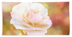 Solstice Rose Hand Towel