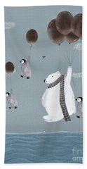 Some Day I'll Fly Away Hand Towel
