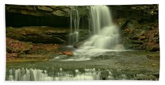 Somerset County Cave Falls Hand Towel