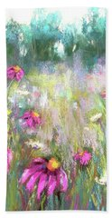Song Of The Flowers Hand Towel