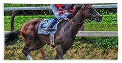 Songbird W Mike Smith Hand Towel