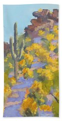 Sonoran Springtime Bath Towel