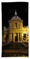 Sorbonne Night Hand Towel by Christopher Kirby