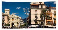 Sorrento Italy Piazza Hand Towel