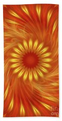 Soul Charger By Rgiada Hand Towel