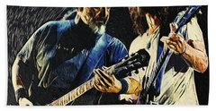Soundgarden Hand Towel